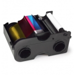 HID | Fargo Color Ribbon, YMCKO Half Panel