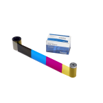 Datacard Color Ribbon, YMCK-K