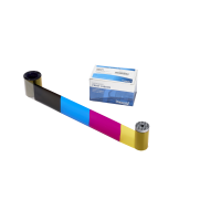Datacard Color Ribbon, YMCKT